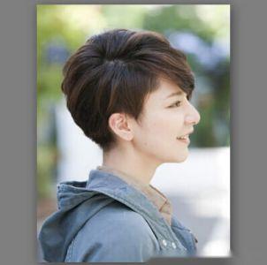誰說短髮就一定是女漢子 今夏短髮正流行